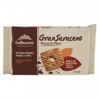 Gransaraceno Ricchi di Fibre Integrale con Grano Saraceno e Gocce di Cioccolato