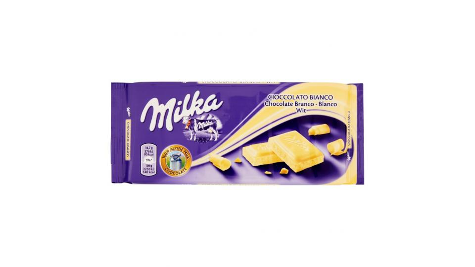 Cioccolato Bianco  100g
