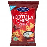 Tortilla Chips Chili