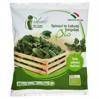 Spinaci in Cubetti Surgelati 450 g