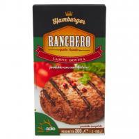 Hamburger Ranchero 2 x 150 g