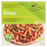 Vegana Pizza alle Verdure Grigliate