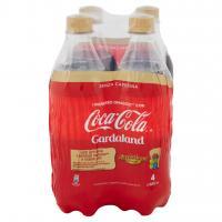 Bottiglia di Plastica da 660ml Confezione da 4