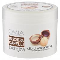 Eco Biologica Maschera Capelli Olio di Macadamia