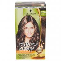 Natural&easy 570 Castano Naturale
