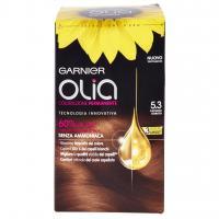 Olia Colorazione Permanente 5.3 Castano Dorato