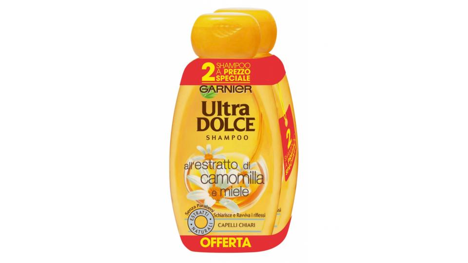 Shampoo  250ml X2