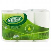 Carta Igienica  Nature 6 Rotoli