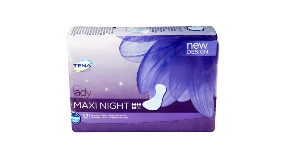Lady Maxi Night  Notte