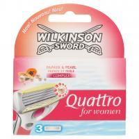 Quattro For Women 3 Testine Papaya&pearl