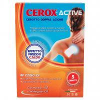 Active Cerotto Doppia Azione 5 Pz