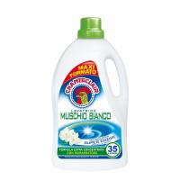 Detersivo Liquido 35 Lavaggi Muschio Bianco Chanteclair 1750ml