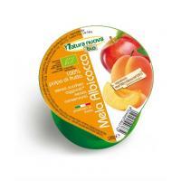 Polpa di Frutta Mela Albicocca Bio