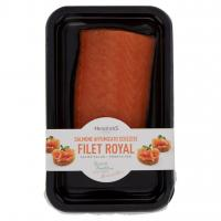 Salmone Affumicato Scozzese Filet Royal 0,200 Kg