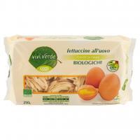 Fettuccine all'Uovo Biologiche