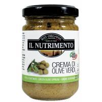 Crema Olive Verdi  Nut
