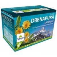Drenapura Infuso Erbe Erbe Filtri Bio