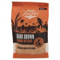 Dark Brown Zucchero Grezzo di Canna