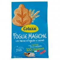 Foglie Magiche con Farina Integrale e Cereali