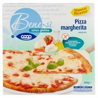 Senza Glutine Pizza Margherita Surgelata