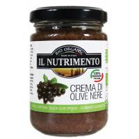 Crema Olive Nere   Nut