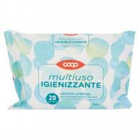 Multiuso Igienizzante Salviettine Umidificate 20 Pz