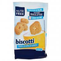 Biscotti Dolce Frolla Friabile