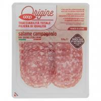 Salame Campagnolo Da Suini Italiani