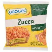 Orogel Zucca a Cubetti Surgelati