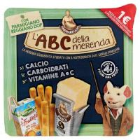 L'ABC DELLA MERENDA C/PARMAREGGIO