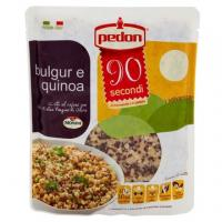 90 SECONDI BULGUR-QUINOA BUSTA