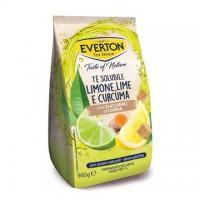 Preparato The Solubile Limone,lime e  Curcuma
