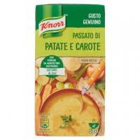 Knorr Passato di Patate e Carote