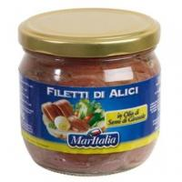 FILETTI ALICI OLIO SEMI