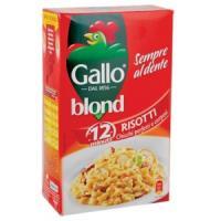 Gallo - Blond, Risotti