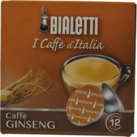 CAPSULE CAFFE' GINSENG