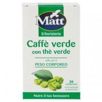 CAFFE' VERDE CON THE VERDE