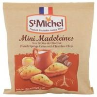 MINIMADELEINES CHOCO