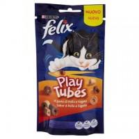 PLAY TUBES POLLO/FEGATO