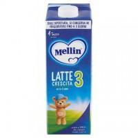 LATTE CRESCITA 3