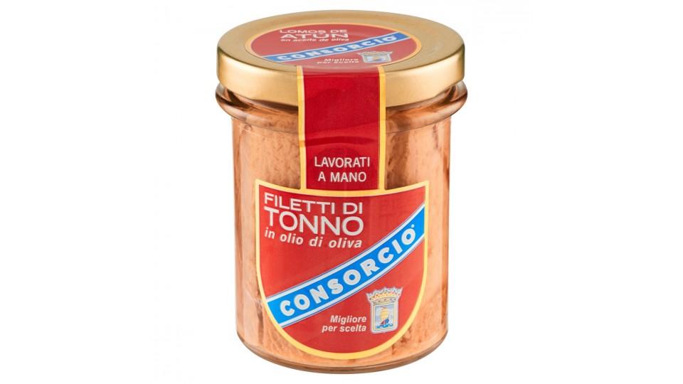 Consorcio - Filetti Di Tonno, In Olio Di Oliva