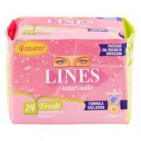 Lines intervallo Fresh Proteggislip Ripiegati