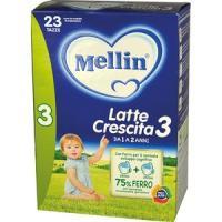 Mellin, Latte 2 in polvere