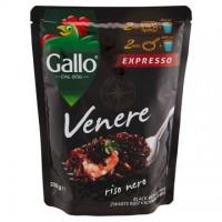 Gallo, Expresso riso nero Venere