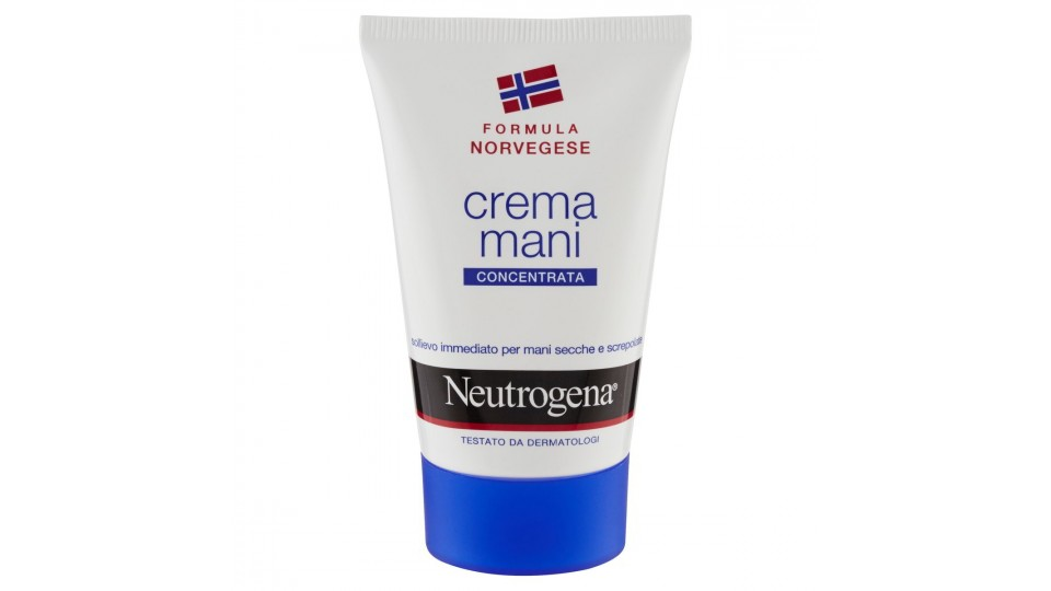 Neutrogena, crema mani concentrata