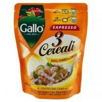 Gallo, Expresso 3 cereali riso farro orzo