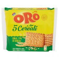 Saiwa, Oro 5 Cereali