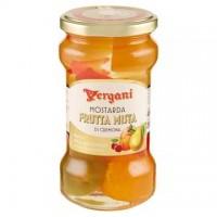 Vergani, mostarda frutta mista
