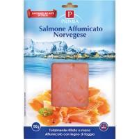 Salmone Norvegese affumicato Preaffettato