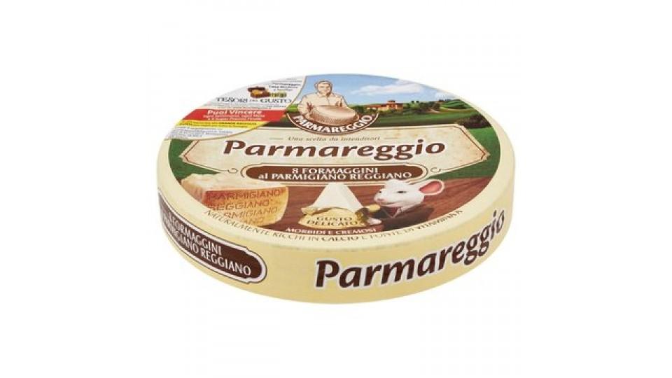 Parmareggio, formaggini al Parmigiano Reggiano DOP